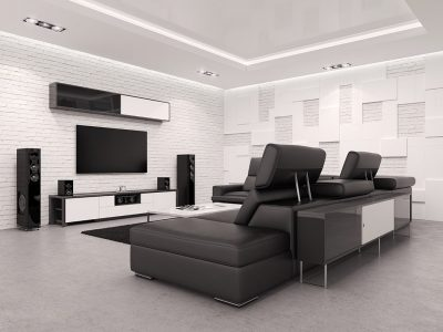 Home Cinema Installation in Reading, Berkshire