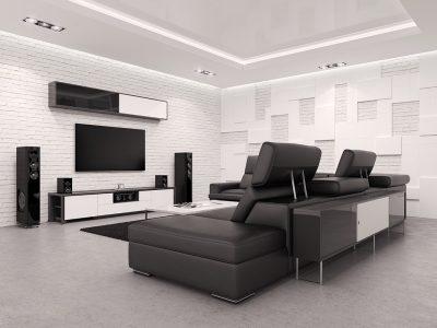 Home Cinema Installation in Reading, Berkshire