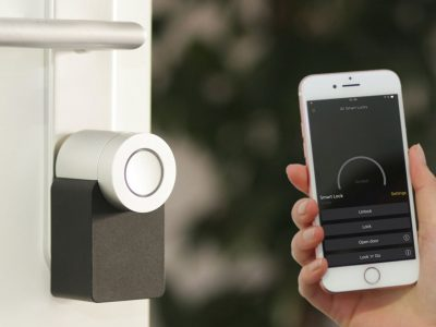 home automation security cctv access